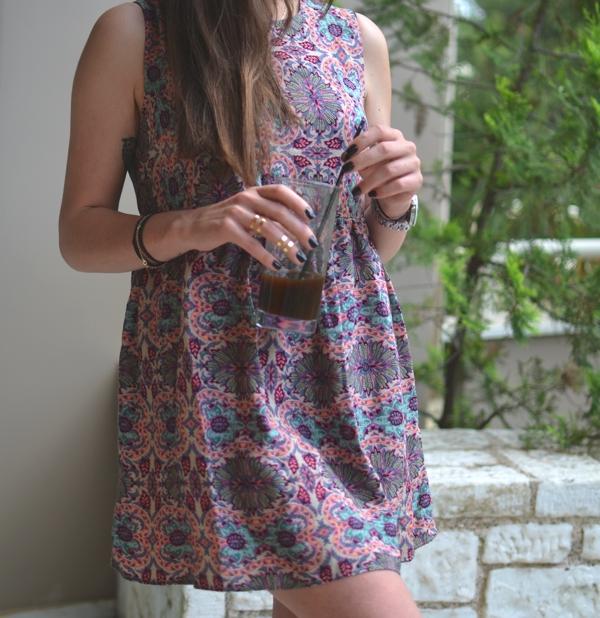 Mini Party Dress Niki Asos