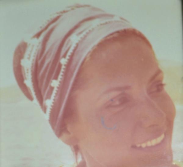 Mother scarf Niki Papaioannou