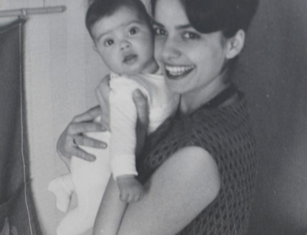 Mother's Day Niki Papaioannou young
