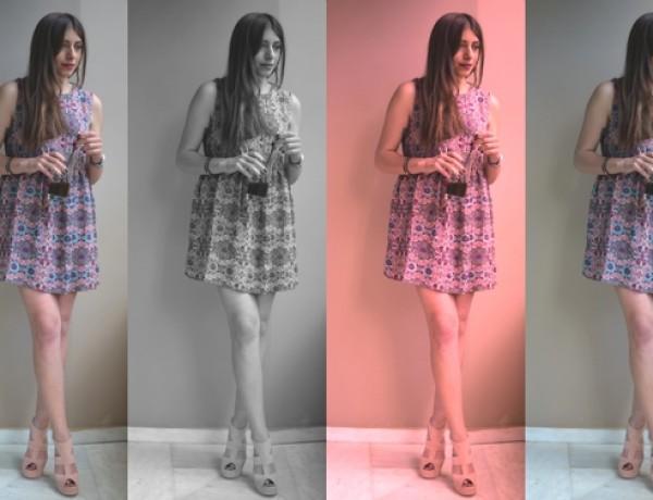 Niki 4 dress Asos