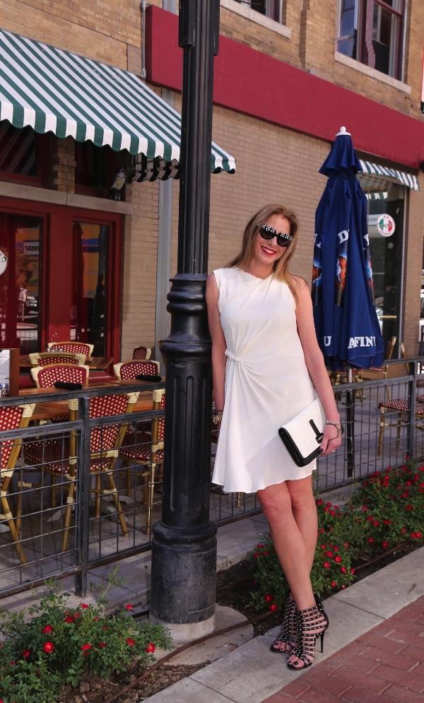 Nina Griscom GiGi New York clutch| Nina TrendSurvivor Papaioannou