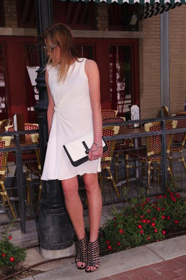 Nina Griscom bags Street Style