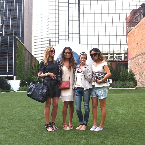 fashion bloggers rewardStyle Nina, Jules, Shana Aimee