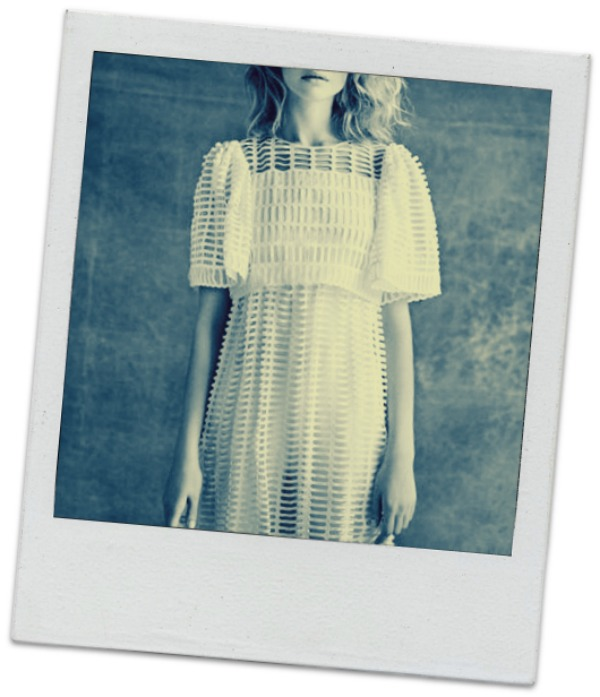 dantelle dress