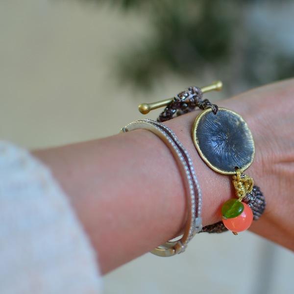 Actus jewelry shop bracelet