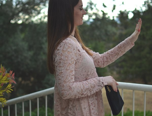 Andriana Georgitsis- Lace Skater Dress04