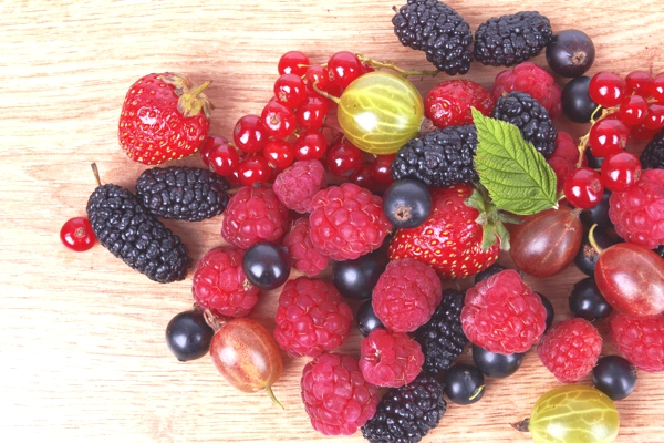 Berries best foods