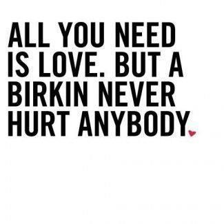 Birkin Quote