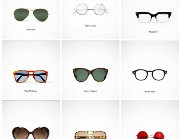 Celebrity Famous Eyewear