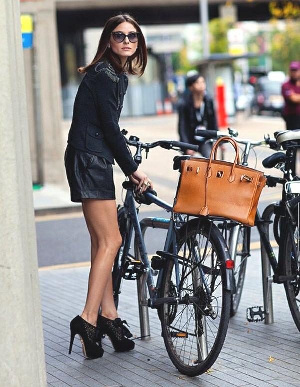 Olivia Palermo Birkin bag