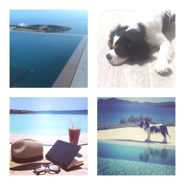 Instagram May - Spot -swimming pools Greece