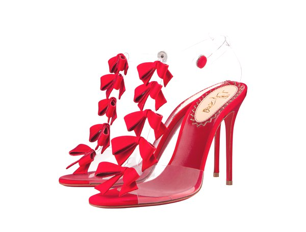 Interview with Christian Louboutin00 red bows