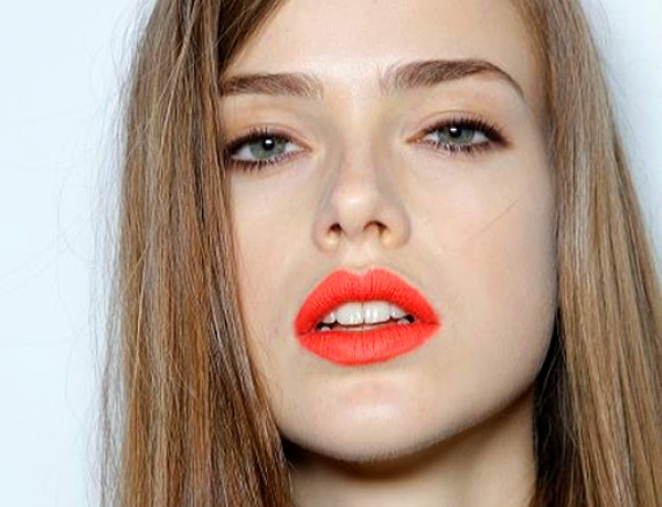 Makeup Update- Summer Orange Lips