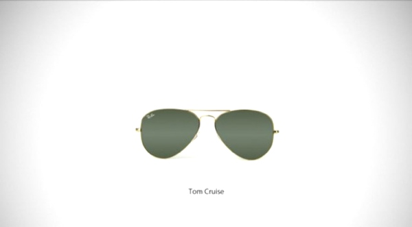 Must Have Famous Glasses and Sunglasses- Tom Cruise