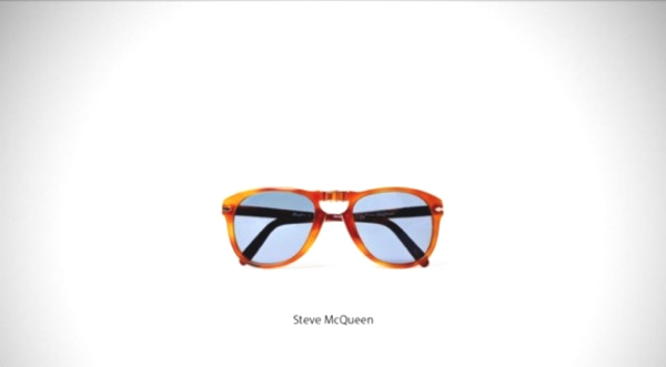 Must Have Famous Glasses and Sunglasses-Steve McQueen