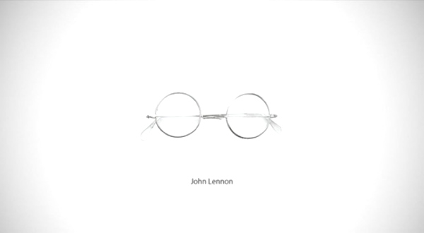 John Lennon-Must Have Famous Glasses and Sunglasses