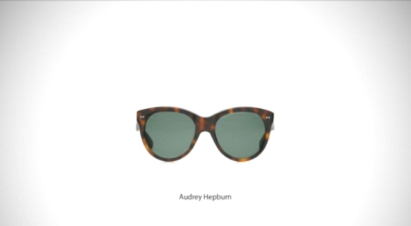 Must Have Famous Glasses and Sunglasses-Audrey Hepburn