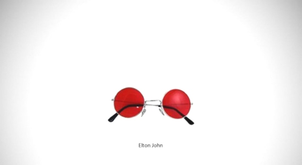 Elton John- Must Have Famous Glasses and Sunglasses