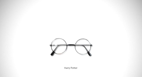 Must Have Famous Glasses and Sunglasses-Harry Potter