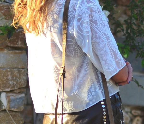 PS-Leather Shorts, PS1, Celine sandals