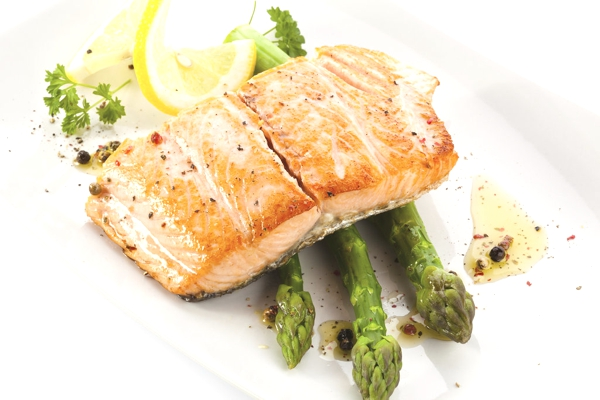 Salmon best healthy foods