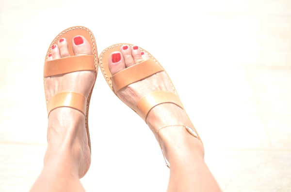 The Best Greek Sandals01