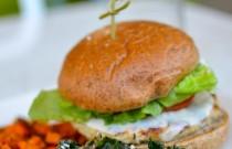True Foods Kitchen Hummus or Turkey burger?
