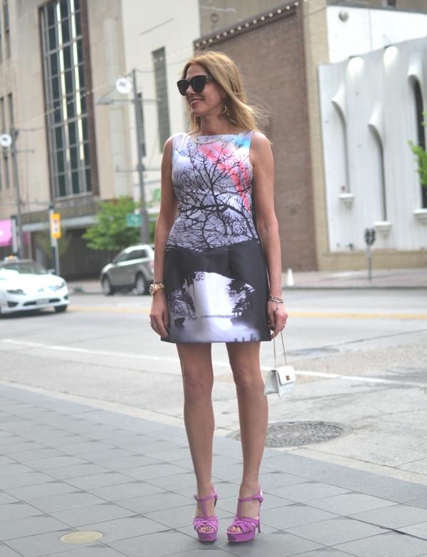 Mary Katrantzou Kardia Cave dress