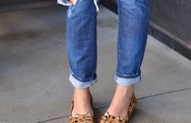 PS- The casual classic Jeans and Leopard