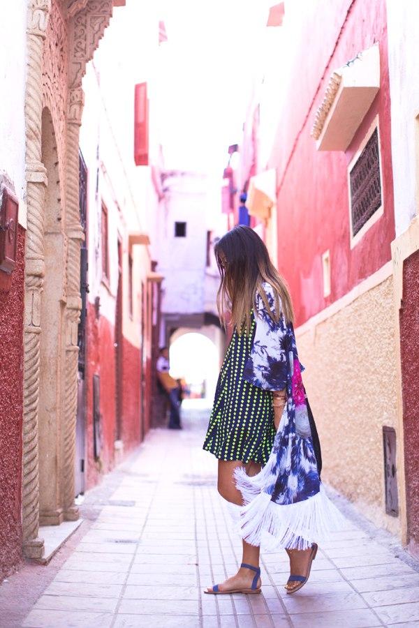 Athena Procopiou kimono dress