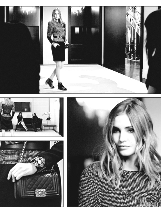 Chanel 2014 -15 Private View mini film00