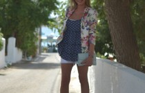 GREECE Paros Island Aliki | Connect the Polka Dots and Florals