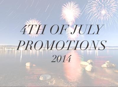Holiday weekend sales promo codes