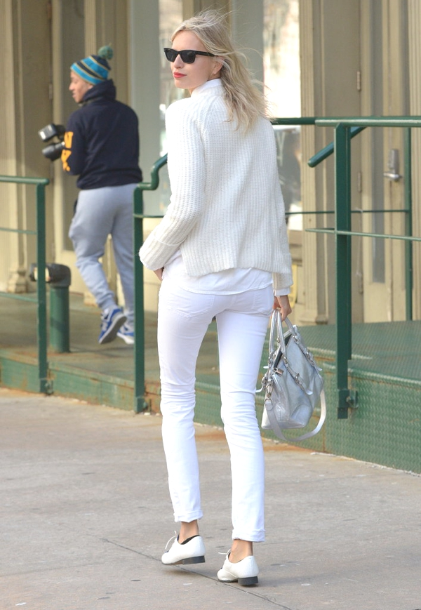 Karolina-Kurkova Total Summer Whites
