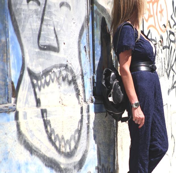 Street Style Lace playsuit Arizona Birkenstock07