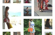 2014 June Outfits- Boho, Girly, Retro and Glam