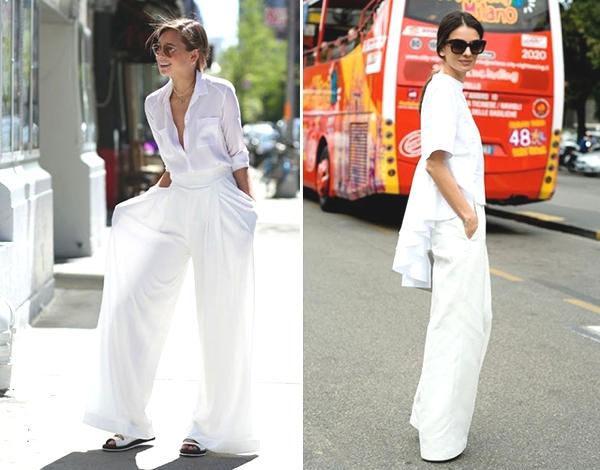 white-palazzo-pants