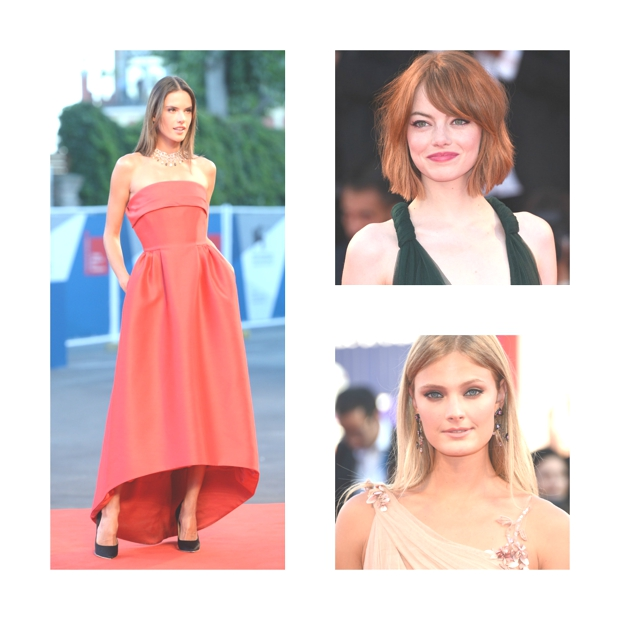2014 Venice Film Festival Celebrity Style