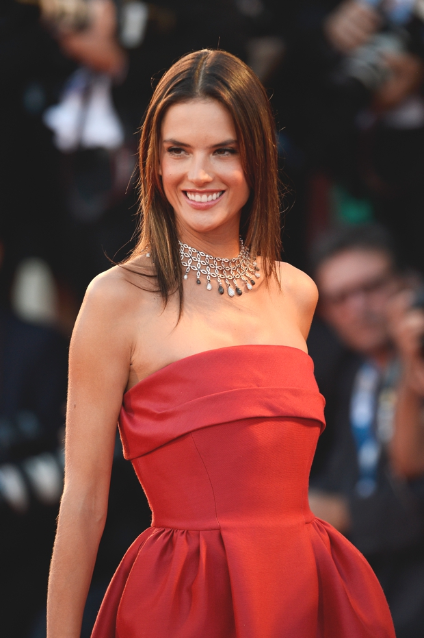 Alessandra Ambrosio wears Chopard to the 71st Venice International Film Festival, 28th August 2014_2