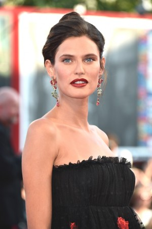 Bianca Balti wears Chopard to the 71st Venice Film Festival opening night, Venic