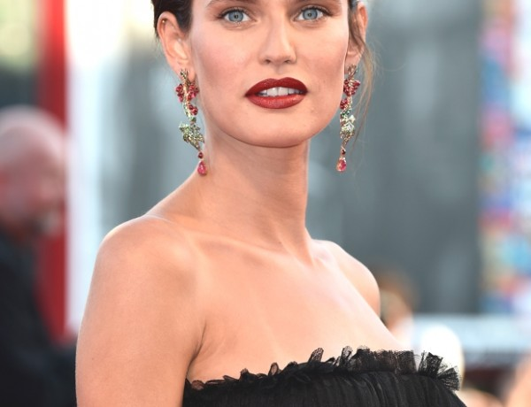 Bianca Balti wears Chopard to the 71st Venice Film Festival opening night, Venice, August 27th, 2014