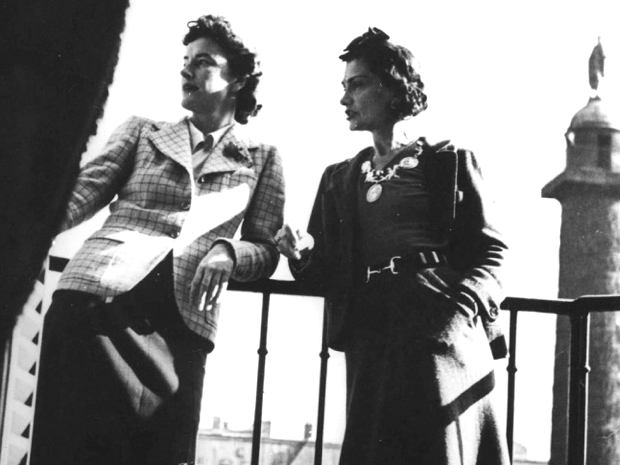 Coco Chanel retro