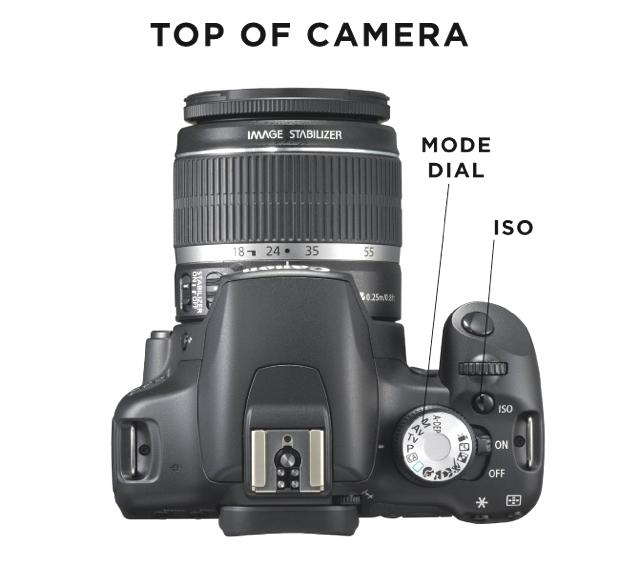 DSLR camera guide