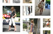 2014 July Outfits- From Island Boho Chic to City Sleek
