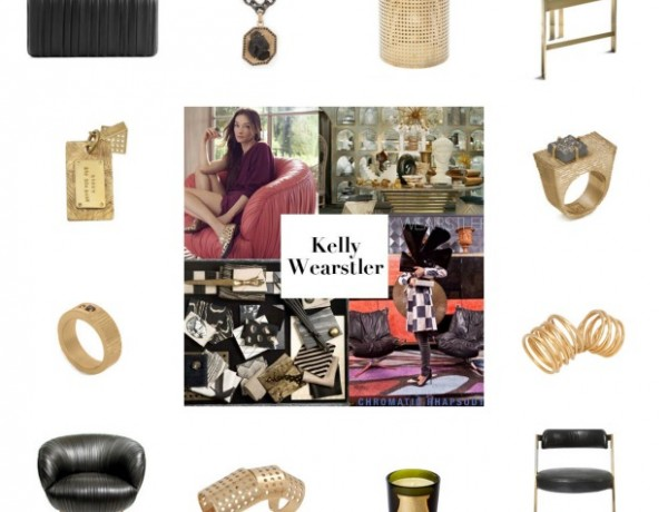 Kelly Wearstler A Stylish World