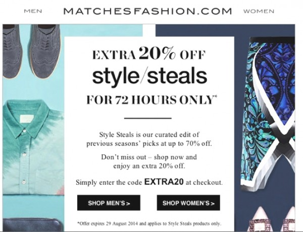 Designer Style Steals