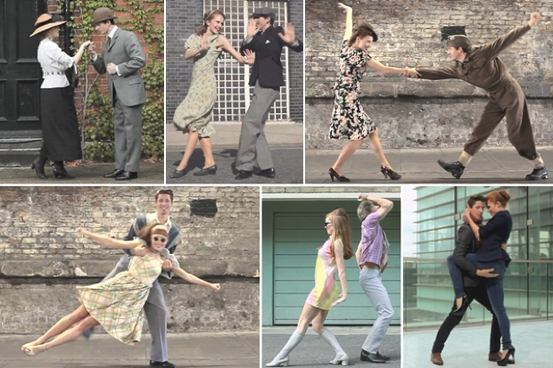 100 years of style video