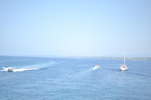 boats sea