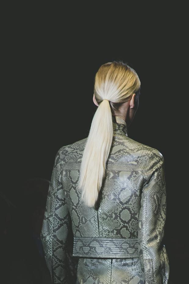 Gucci Snake jacket SS 2015