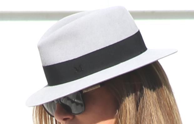 Maison Michel Andre hat Chanel sunnies